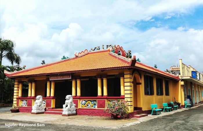 Đình Thần Thắng Tam Vũng Tàu - Nguồn - Địa Điểm Việt Nam