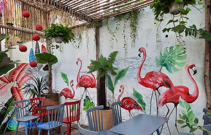 Vườn thượng uyển - Beach Stop Lounge & Cafe Vũng Tàu