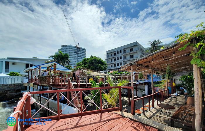Góc nhìn tổng quan - Beach Stop Lounge & Cafe Vũng Tàu