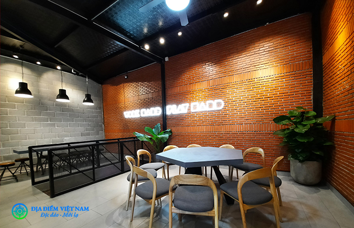 Word Hard - Play Hard | Him Coffee Vũng Tàu