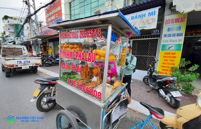 Xe Bánh Mì Phá Lấu Vũng Tàu