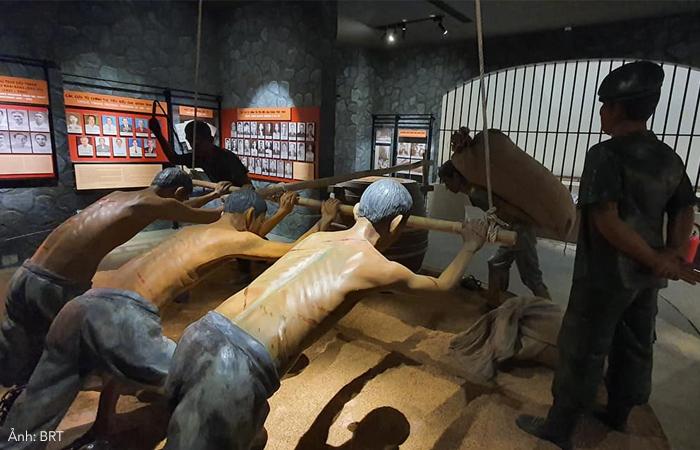 Di tích lịch sử Côn Đảo - Bảo Tàng Tỉnh Bà Rịa - Vũng Tàu