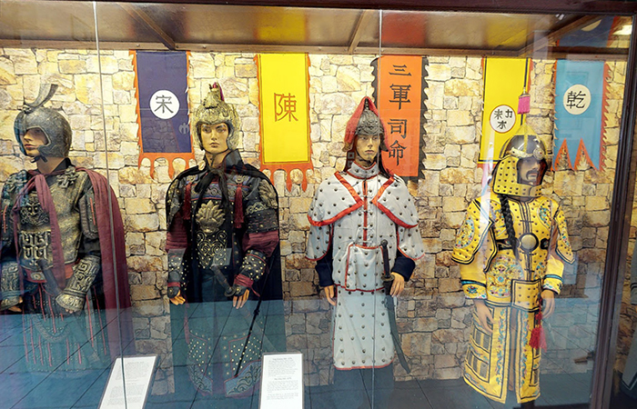 Bảo tàng vũ khí cổ Robert Taylor