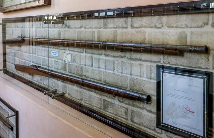 Bảo tàng vũ khí cổ Robert Taylor 4