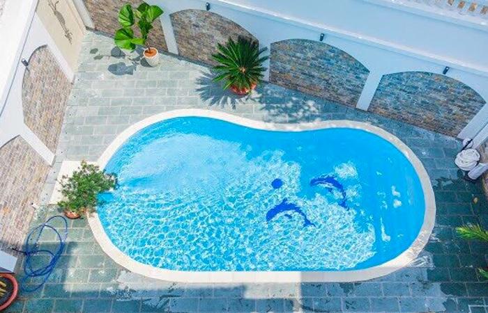 VNT 13 - Biệt Thự Hồ Bơi Ban Công View Biển Vũng Tàu