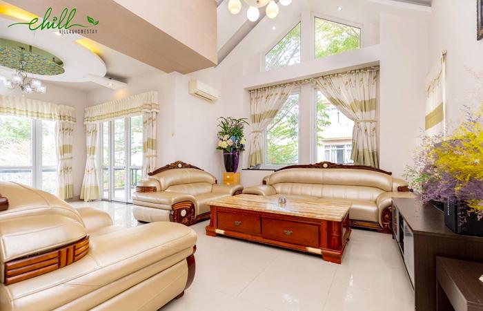 Chill Villa Vũng Tàu - Biệt thự nghỉ dưỡng Vũng Tàu (Villa)
