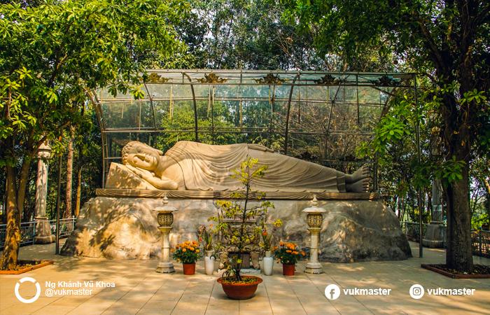 Chùa Bửu Long - Nguồn FB: Nguyễn Khánh Vũ Khoa - diadiemvietnam.com.vn