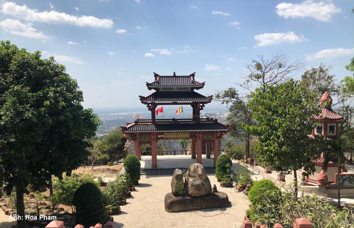 Chùa Linh Sơn Bửu Thiền Tự, Tân Thành, Bà Rịa - Vũng Tàu