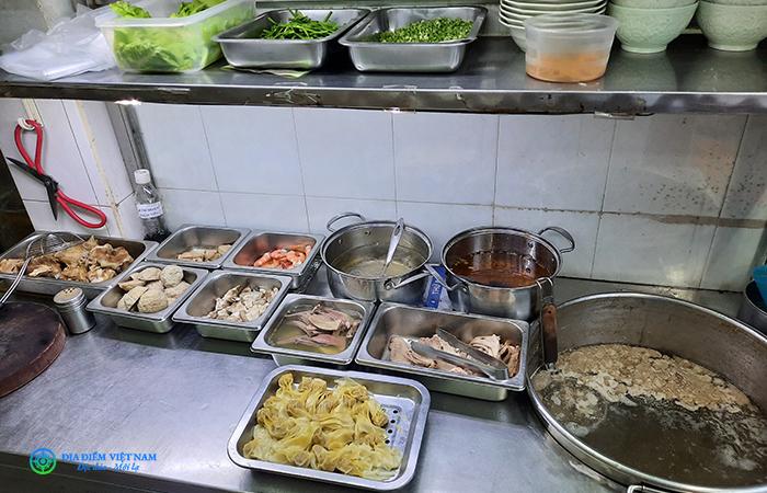 Tiệm Mì Hưng, Long Thành - Đồng Nai