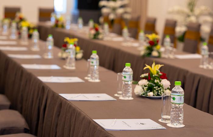Phòng hội nghị - Khách sạn Merperle Beach Nha Trang