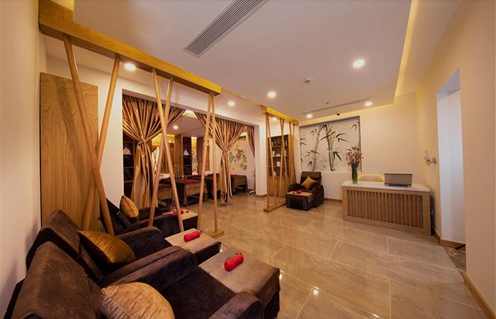 Spa - Khách sạn Merperle Beach Nha Trang
