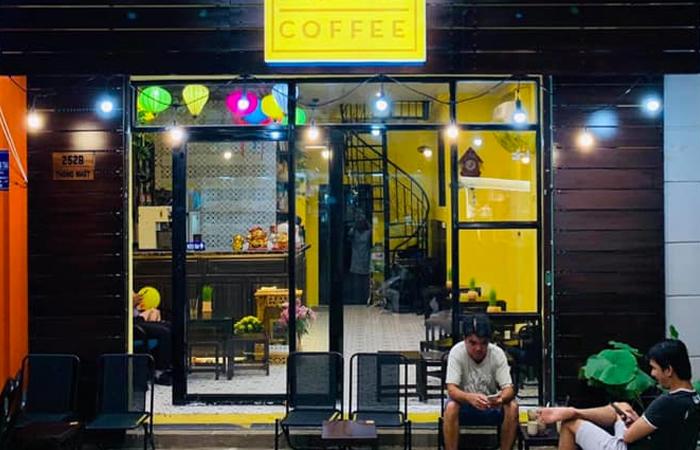 Khu bên Ngoài - Đẩu Coffee Vũng tàu - 252B thống nhất mới. Phường 8 thành phố Vũng Tàu