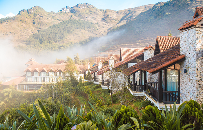 Nest Villa - Nest Castle - Tiểu khu Nest Villa | Nguồn: Sapa Jade Hill Resort & Spa