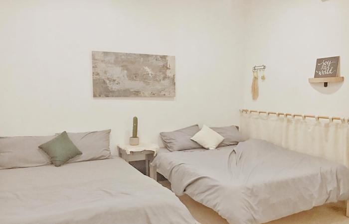 Phòng Ngủ - Be Home Vũng Tàu - Homestay Cho Thuê Vũng Tàu