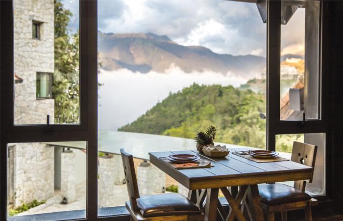 Nhà hàng Noj Restaurant - Sapa Jade Hill Resort