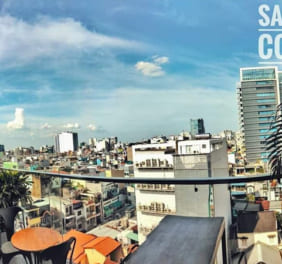 Sargon Rooftop Coffe...