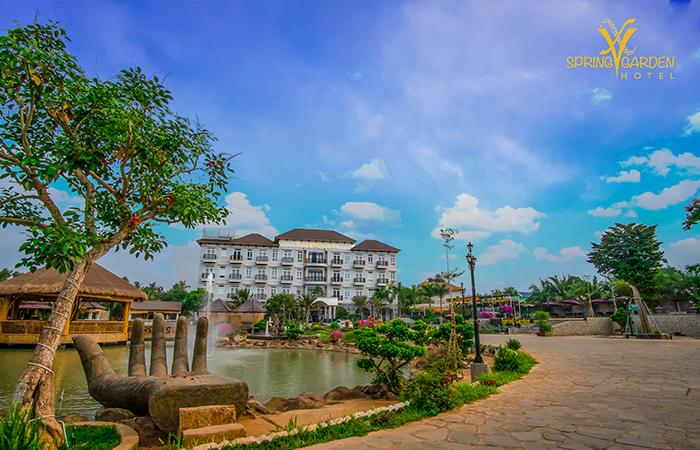 Spring Garden Hotel Long Khánh - Điểm Check In - Địa Điểm Việt Nam