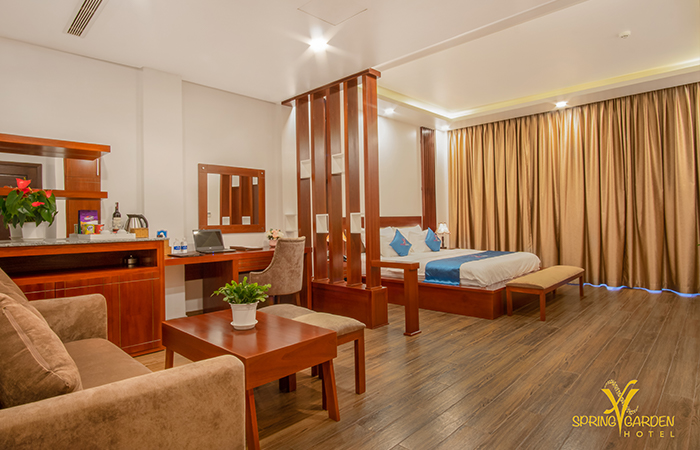 The Spring Garden Hotel Long Khánh - Deluxe Suite Lake View - Địa Điểm Việt Nam