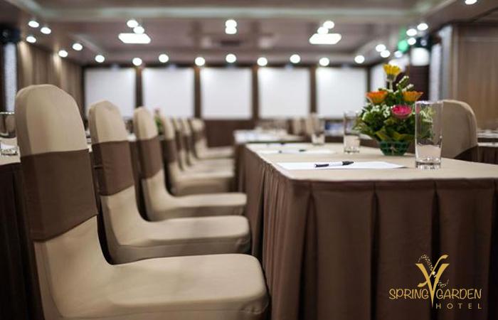 Spring Graden Hotel Long Khánh – Phòng Hội Nghị – Địa Điểm Việt Nam