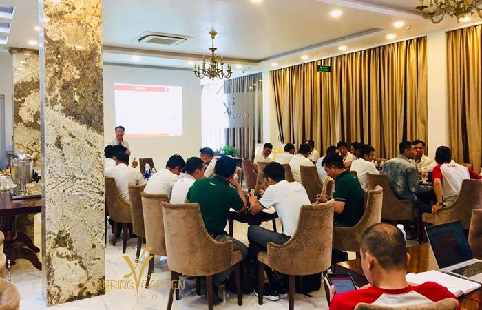 The Spring Graden Hotel Long Khánh - Workshop room & Training room - Địa Điểm Việt Nam