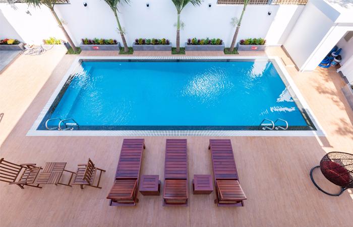 Villa Biệt Thự Thảo Trần - Biệt Thự Hồ Bơi Gần Biển Vũng Tàu