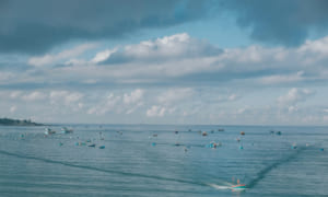 Bờ biển - Mũi Né Nơi Nắng Không Tắt