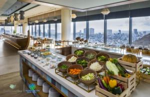 Nhà Hàng Fresh Rooftop Bar Fusion Suites Vũng Tàu Khách Sạn 4 Sao Vũng Tàu