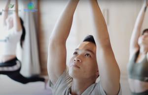 Phòng Yoga - Fusion Suites Vũng Tàu - Khách Sạn Đạt Chuẩn 4 Sao Tại Vũng Tàu - Khách Sạn 4 Sao Tại Vũng Tàu