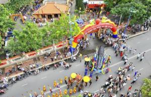 Lễ Hội Nghinh Ông Thắng Tam Vũng Tàu
