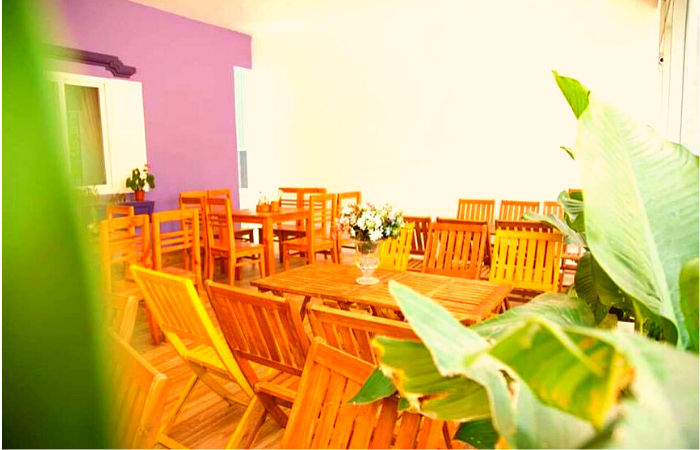 Q Song Chi Hotel - Khách sạn Côn Đảo