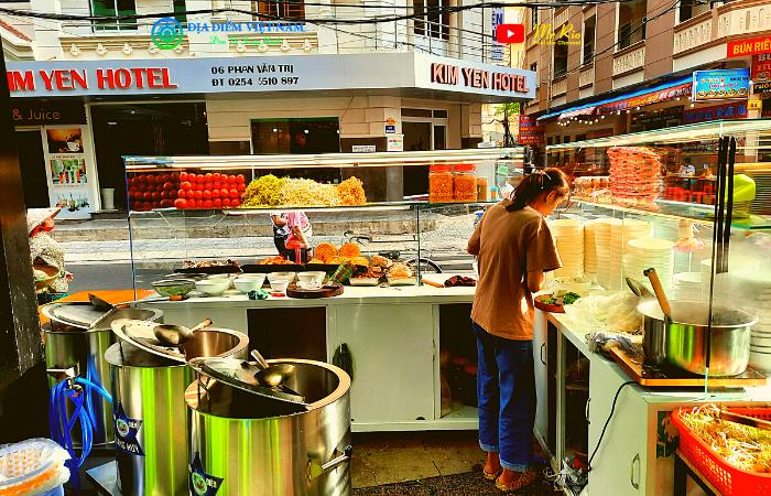 Bánh Canh Xí Quách Kim Phúc Vũng Tàu