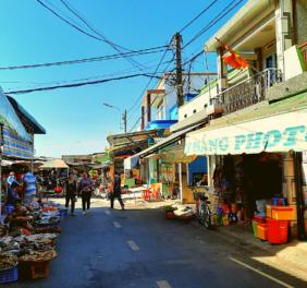 Chợ Cần Giờ Thị Trấn...