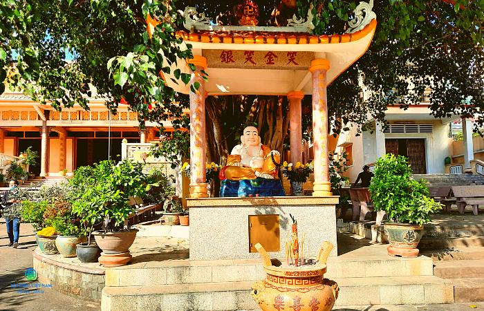 Phổ Đà Sơn Quan Âm Bồ Tát Tự - Trần Phú - Vũng Tàu